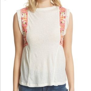 Free People Tops - Free People Marcy sleeveless top